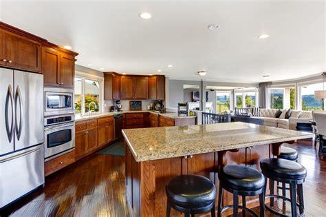 open concept kitchen design luxury kitchen design ideas custom cabinets part 3 designing idea