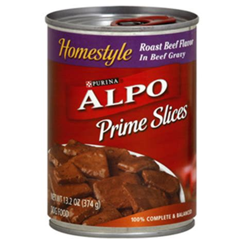 alpo canned food purina alpo homestyle prime slices canned food reviews viewpoints