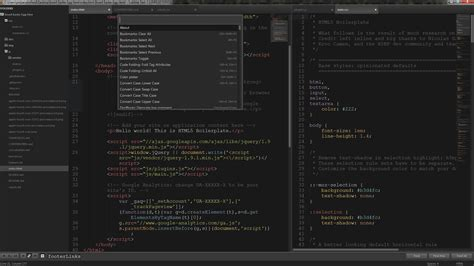 sublime text 3 theme netbeans sublime text 2 why you should use it plugins and tips