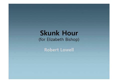 Elizabeth Bishop In The Waiting Room by