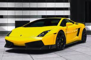 Pictures Of A Yellow Lamborghini Yellow Lamborghini Car Pictures Images 226