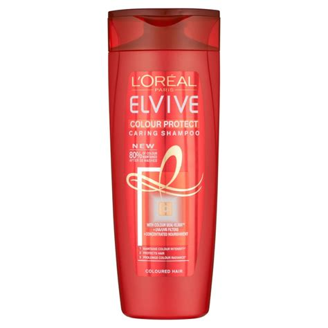 color protection shoo loreal elvive colour protect shoo from loreal l