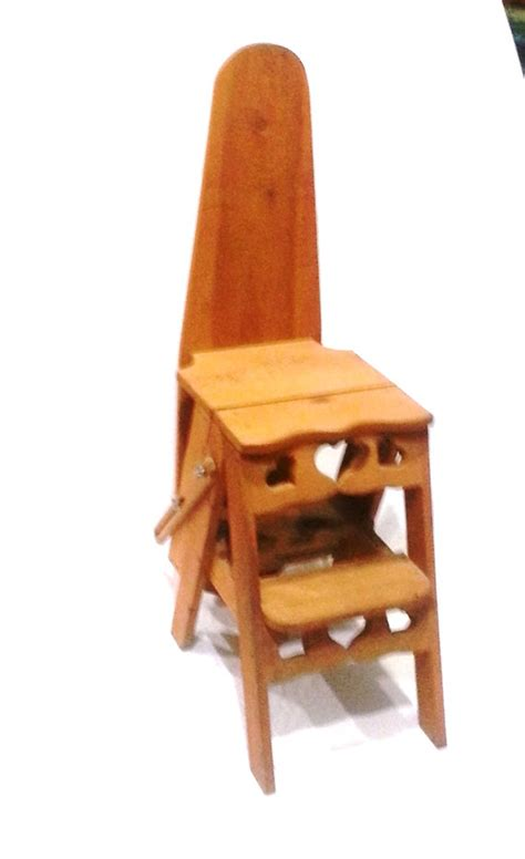 Ironing Board Step Stool by Ironing Board High Chair Step Stool Ladder Shelf Furniture