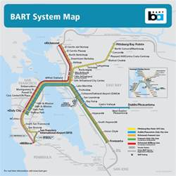 Bart Map Sf by Bart Map 2012 Images Amp Pictures Becuo