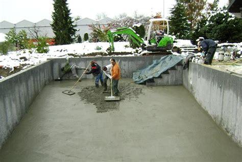 Kosten Folie Betonpool by 220 Berlaufschwimmteich Umbau Betonpool Egli Gartenbau Ag Uster