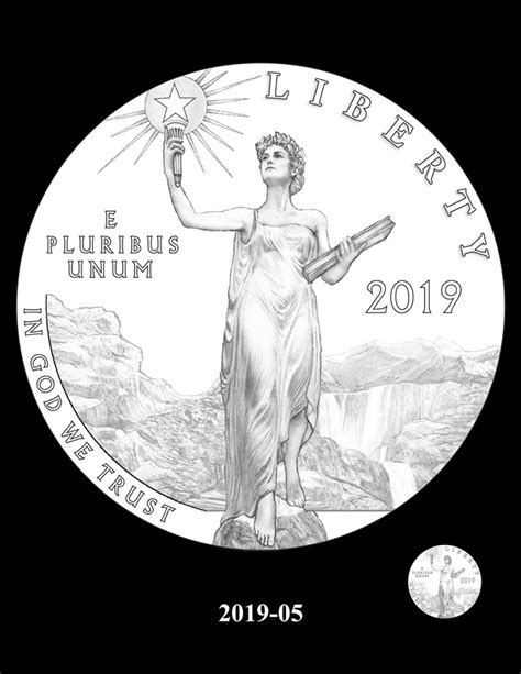 liberty star awakening 2018 2020 proof american platinum eagle candidate designs