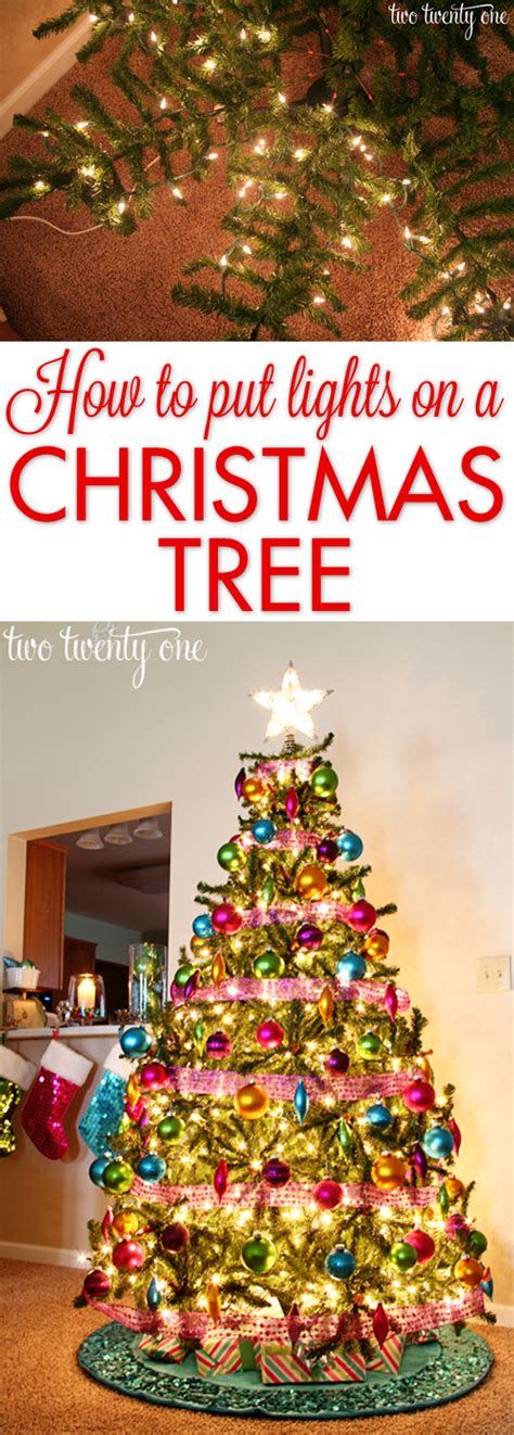 what do you put on a tree 28 images where to put your