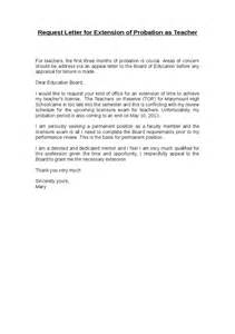Termination Letter Format During Probation Sle Termination Letter During Probationary Period