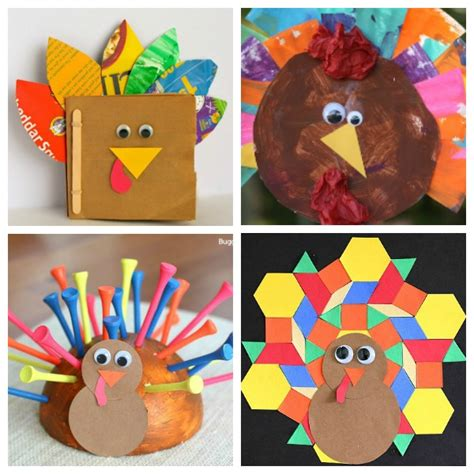 turkey craft projects 21 adorable turkey craft ideas and activities for