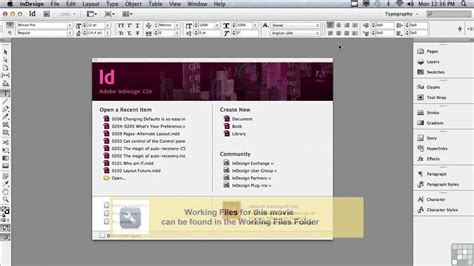 Adobe InDesign CS6 Tutorials | Custom Workspaces in ... Indesign Tutorials Cs6