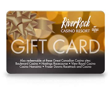 gift cards river rock casino resort - River Rock Casino Gift Cards