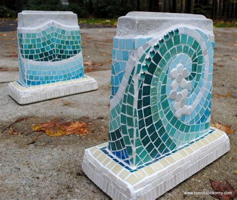 mosaic garden bench 1000 images about mosaics on pinterest peacocks