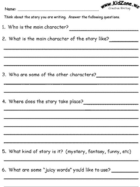 home design story questions creative writing