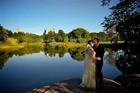 york central park wedding