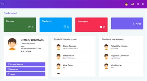 design of management system schoex ultimate school management system by