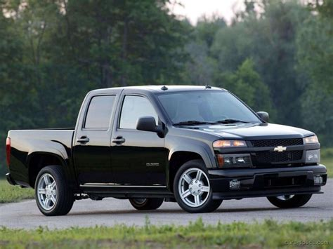 chevrolet colorado crew cab specifications pictures