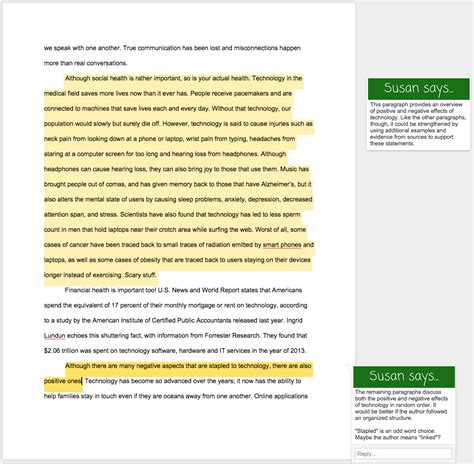 Effects Of Technology Essay by 2 Cause And Effect Essay Exles That Will Cause A Stir Essay Writing