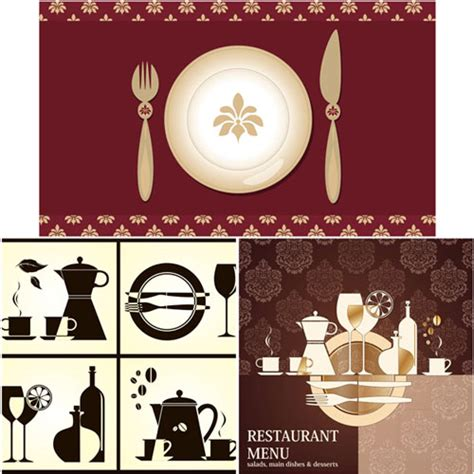 menu card templates vector free 50 free food restaurant menu templates xdesigns