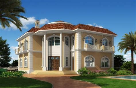 villa designs new home designs latest modern residential villas