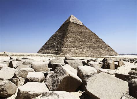 ver imagenes egipcias revelan c 243 mo fueron construidas las pir 225 mides de egipto
