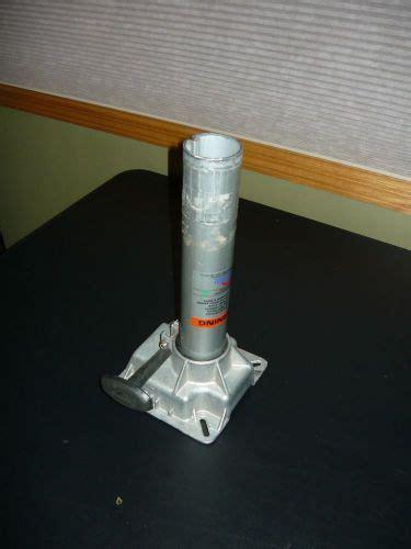 boat plug in seat base find springfield 13 inch aluminum plug in pkg w seat base