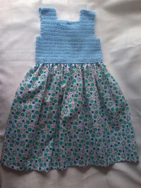 vestidos de tejido para nias imagenes vestidos para ni 241 as en crochet bs 14 500 00 en mercado