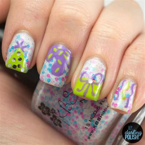 17 best images about nails birthday on birthday nail birthdays and coral cupcakes amazing birthday nail ideas 17 nail designs for your celebration style motivation