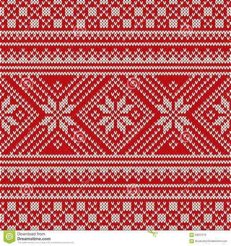 holiday pattern texture winter holiday sweater design seamless knitted pattern