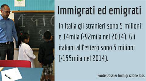 permesso di soggiorno romania immigrazione cinque milioni di stranieri in italia