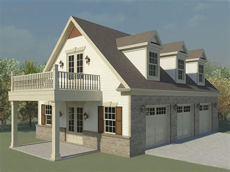 Garage Loft Plans by Garage Loft Plans Three Car Garage Loft Plan With Future