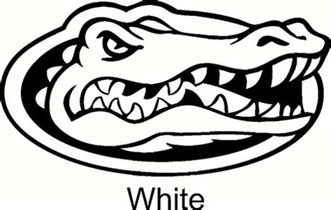 florida gators free coloring pages