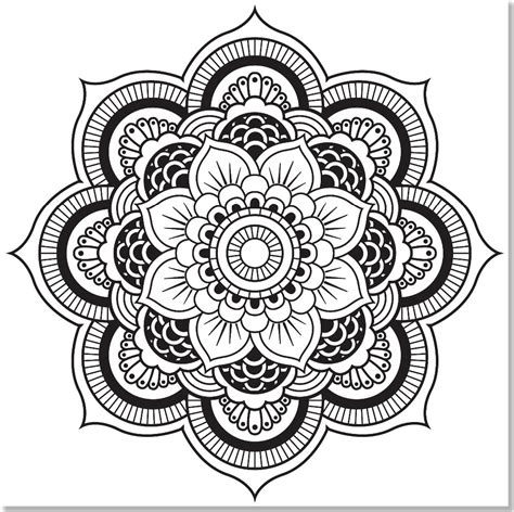 mandala coloring pages for anxiety mandala designs coloring book 31 stress relieving designs