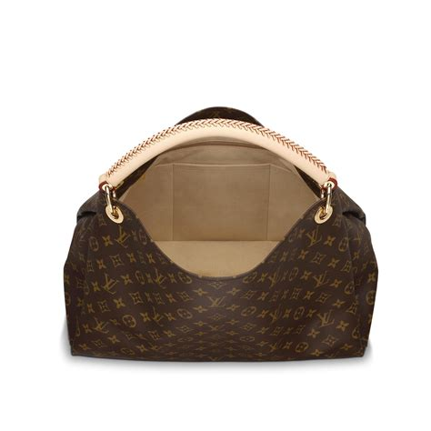 louis vuitton artsy mm bag artsy mm monogram canvas handbags louis vuitton