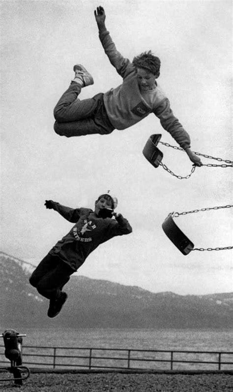 jumping off swings featured photographer ivor markman pixel weekend