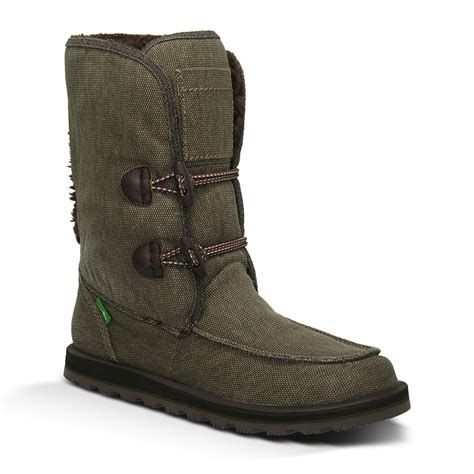 sanuk boots womens sanuk flurry s winter boots 5 brown ebay