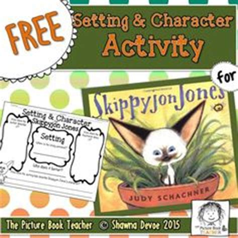 picture books for teaching setting 1000 ideas about skippyjon jones on book