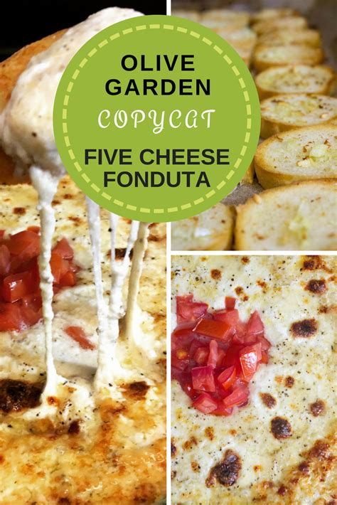 olive garden d pedro cinas olive garden 5 cheese fonduta recipe fasci garden