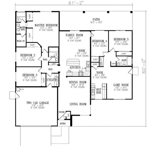 house plans 5 bedroom high resolution 5 bedroom home plans 11 5 bedroom house plans newsonair org
