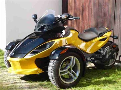 Motorrad F Hrerschein In Kanada Machen by Can Am Spyder Rs Sm5 2600km Abs Esp Gt Auto Angebote Dem