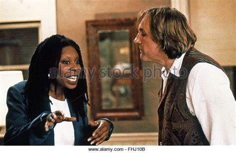 gerard depardieu whoopi goldberg bogus 1996 gerard depardieu stock photos bogus 1996