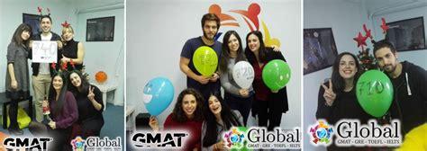 Ie Mba Gmat Score by Global Prep προετοιμασία Gmat Gre Toefl Ielts στην