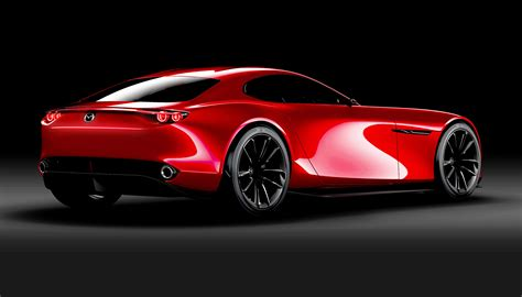 Mazda Concept Cars by Mazda Rx 9 Previewed With Rx Vision Rotary Concept At
