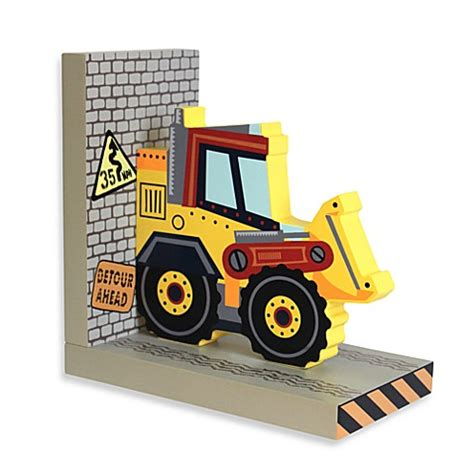 be right back bookend buy construction right side bookend from bed bath beyond
