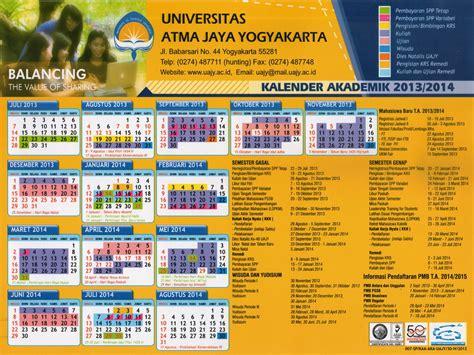 desain kalender akademik tahun akademik 2013 2014 mahasiswa