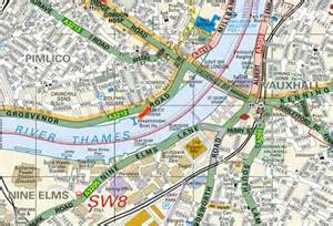 Vauxhall Bridge Road Map Tlrn Traffic Signal Removal Programme City Of