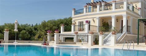 4 Bedrooms House For Rent luxury seafront villa for rent in corfu greece
