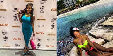 alexis nunes jamaica married top 10 hottest female media personalities in 2014 with
