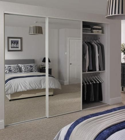 Howdens Fitted Wardrobes by Sliding Mirrored Wardrobe Doors Howden Joinery Closet