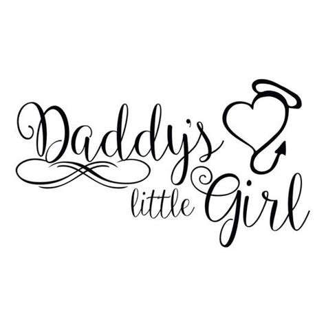 daddy little girl tattoo designs daddys pictures to pin on tattooskid