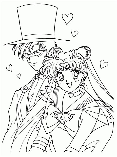 colored coloring pages sailor moon color pages sailormoon coloring pages coloring page pictures